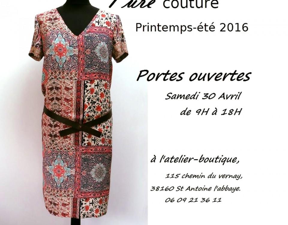 Pure-Couture-pret à porter femme_Créatrice de mode_Affiche-Web