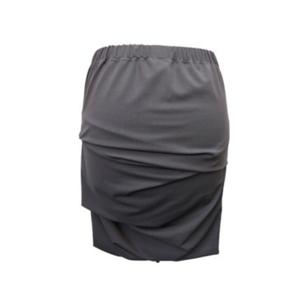 Pure-Couture-pret à porter femme_Créatrice de mode_jupe jula grise_300x300