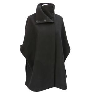 Pure-couture-créatrice-prêt à porter-Cape-noire
