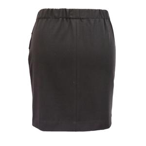 Pure-couture-Jupe-portefeuille-drapée-dos