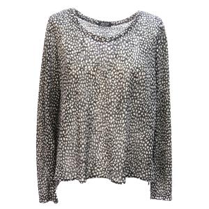 Pure-couture-créateur-prêt à porter-femme-Tee-shirt-Kélia- Léo