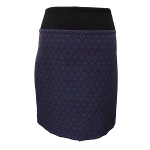 Pure-couture-crétrice-prêt à porter-femme-Jupe-Julia-imprimée
