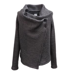 Pure-couture-créatrice-prêt à porter-femme-Gilet-Rox