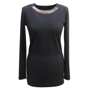 Pure-couture-créatrice-prêt à porter-femme-Tee-shirt Twiggy