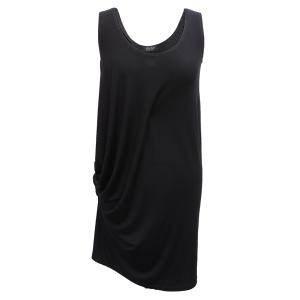 Pure-couture-créateur-prêt à porter-femme-Robe-deva-noire